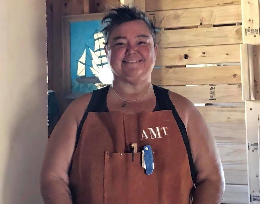 Angela Mia Torres, Morongo Basin Original for December 2020